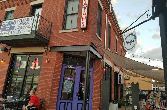 Padavan's NY: NY Pizza and Pinball