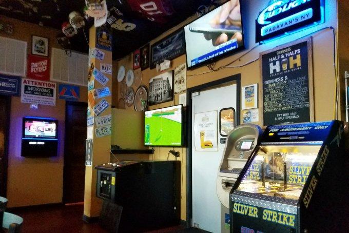 Padavan's NY sports bar