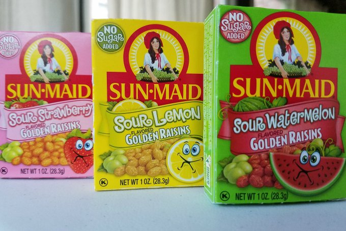 SUN-MAID Sour Raisins