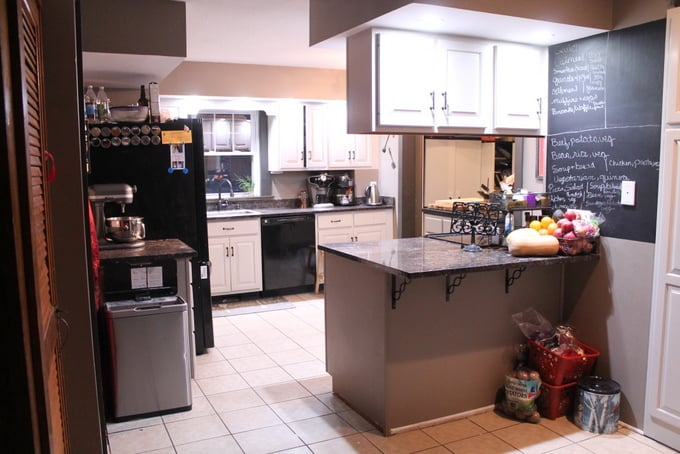 Affordable Diy Kitchen Makeover With Www Kitchen Com.
