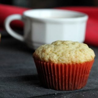 Pineapple Muffins recipe Dairy-free