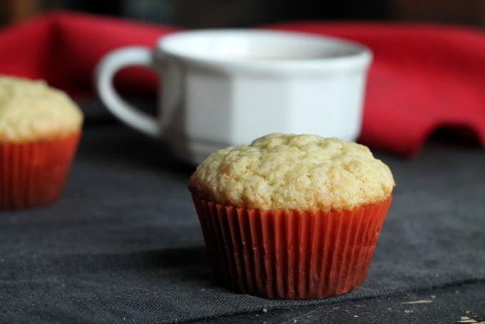 Pineapple Muffins recipe Dairy-free