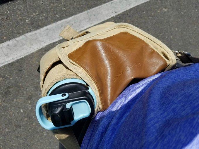 Contigo Water Bottle Travel