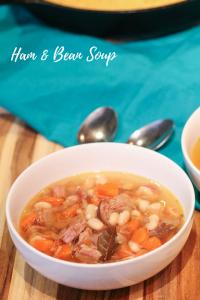 Ham and Bean Soup Recipe