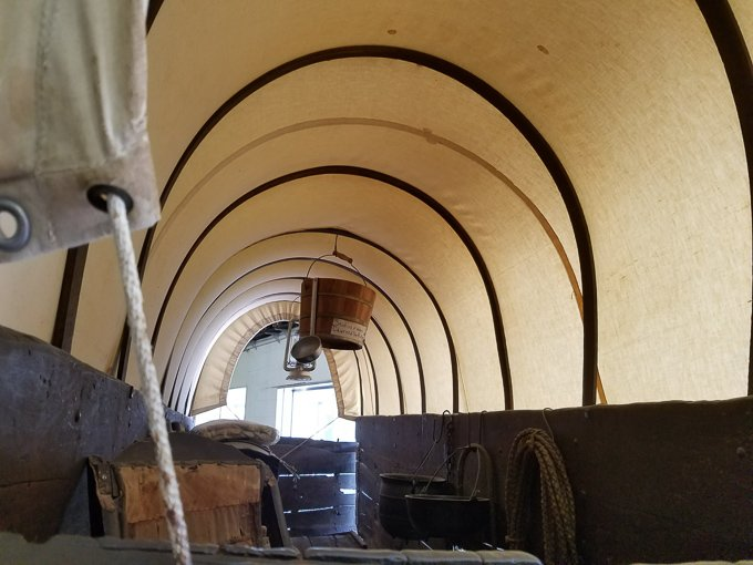 Pioneer Village Minden NE Covered Wagon