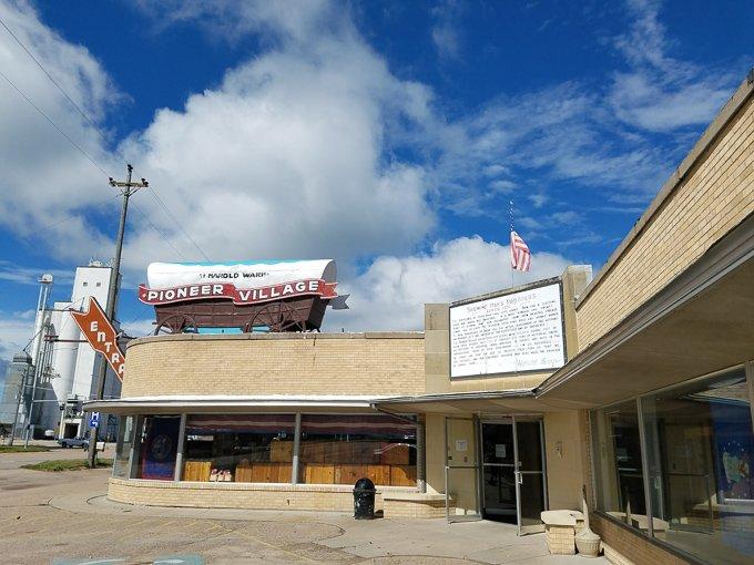 Pioneer Village, Minden, Nebraska is a treasure trove of fun when you're on a family road trip.