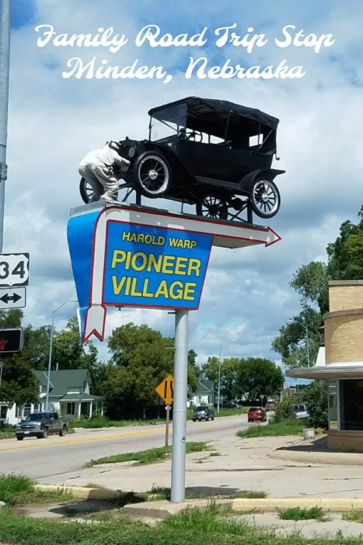 Pioneer Village in Minden, NE is a great stop for your family road trip or family vacation. If you're looking for thing to do in Nebraska this is a great place to add to your itinerary.