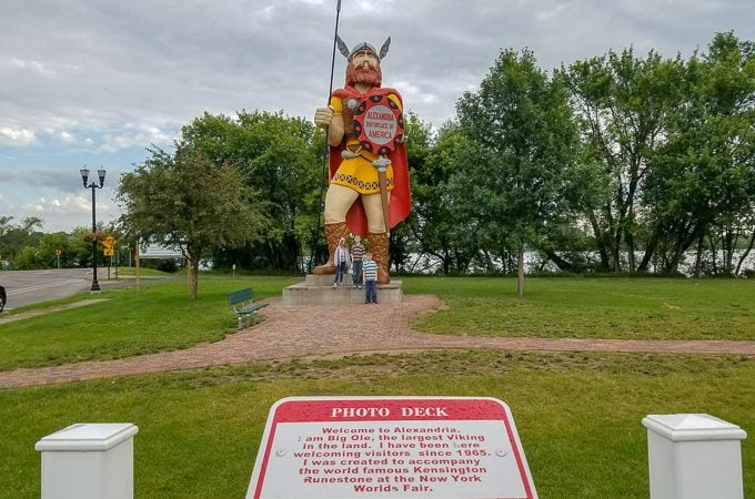 Roadside Attractions in Minnesota on a Family Road Trip