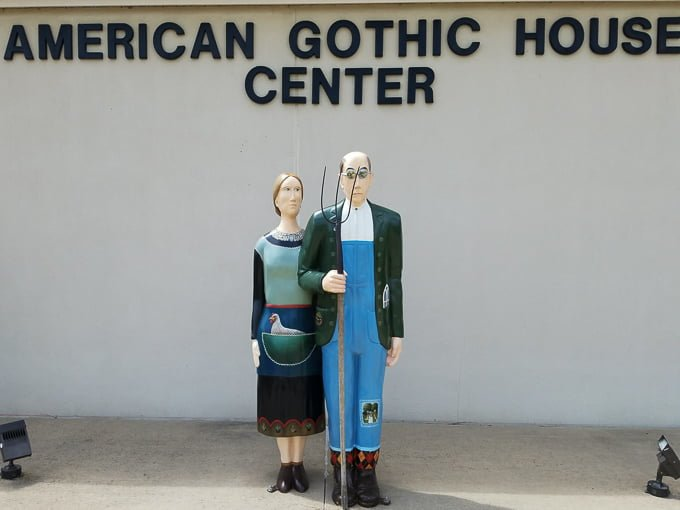 American Gothic House Center