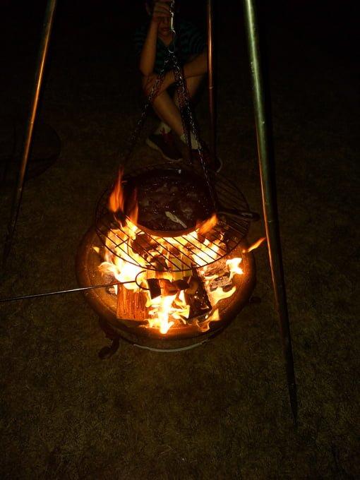 Campfire Adventureland Resort Campground Altoona IA