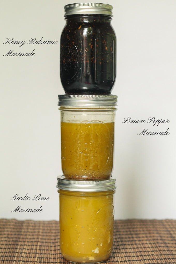 3 Easy Homemade Marinade Recipes