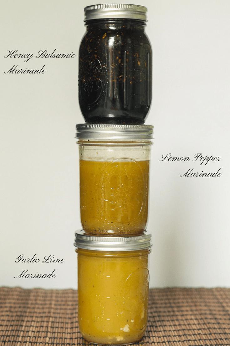 tips for making homemade marinades - 3 easy homemade marinade recipes for grilling, bbqs and summer picnics