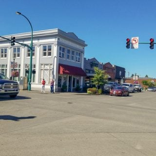 Enumclaw Washington feature