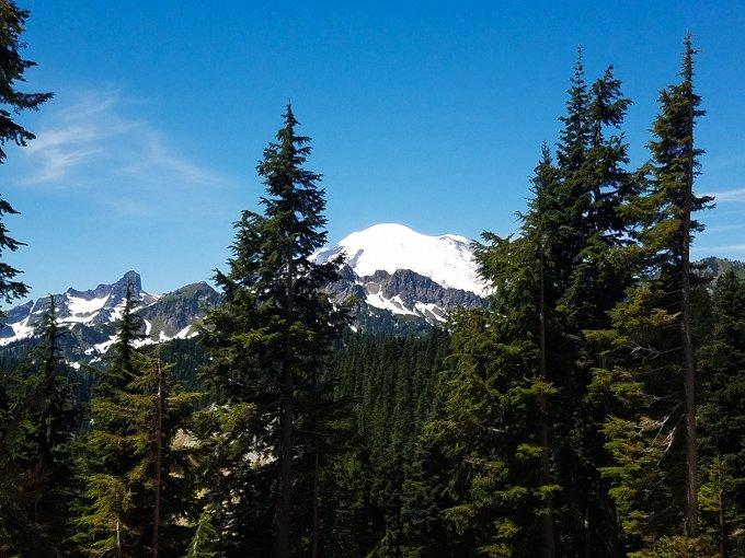PNWFoodieRoadTrip Mt Rainier
