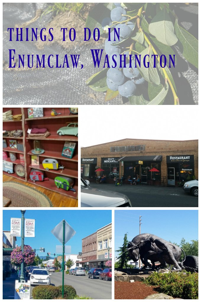 things to do enumclaw washington