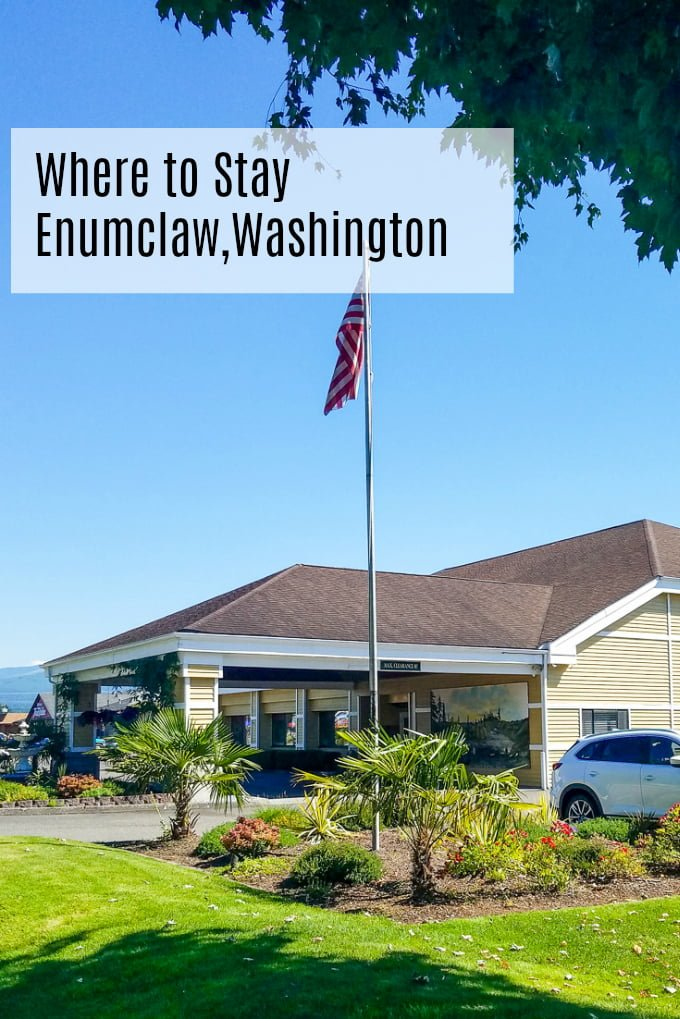 where to stay enumclaw washington