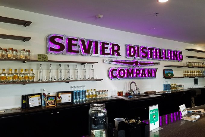 Sevierville Distillery