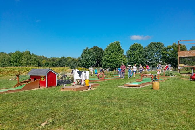Wickham Farms Kids Area