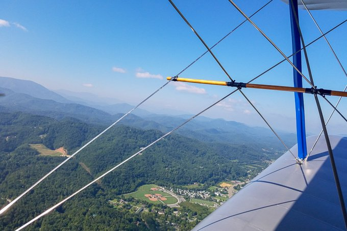 Smoky Mountains Sky High Air Tours
