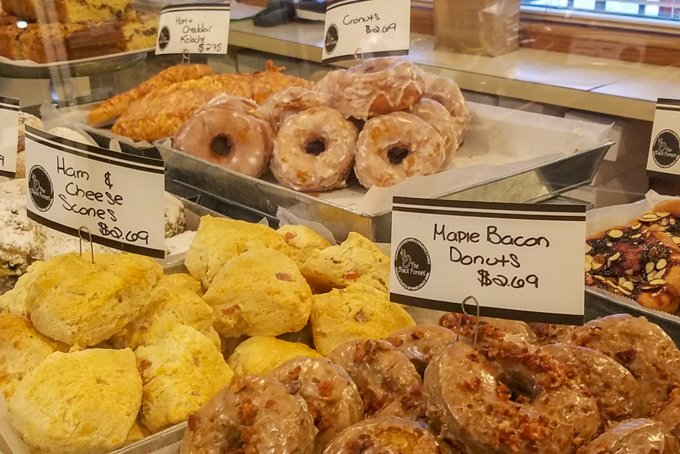 Black Forest Cafe Donuts Amherst NH