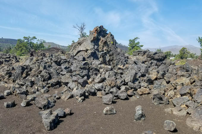 Get Lost in Craters of the Moon in Idaho