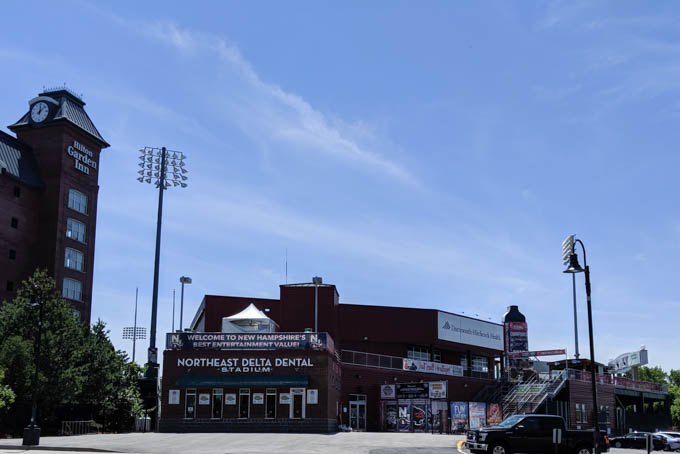fisher cats stadium manchester nh
