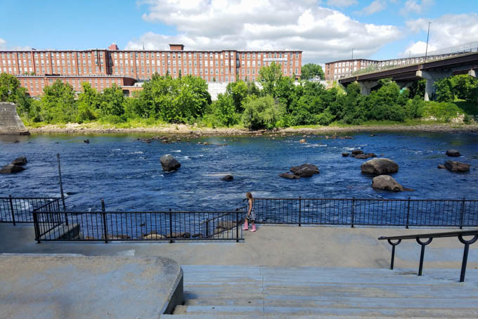 manchester nh river