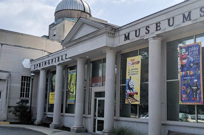 Things to Do in Springfield, MA on Family Vacation